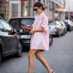 2019 ilkbahar yaz gömlek elbise kombinleri