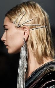 2019 saç modası trend toka modelleri
