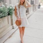 Beyaz dantel elbise modelleri 2019