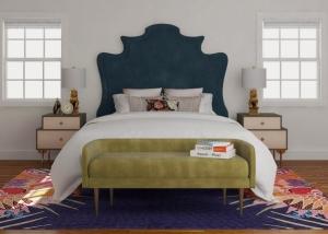 En güzel yatak ucu bank modelleri 2019