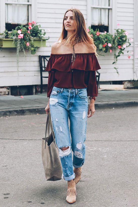 Eski Jean Pantolonlarınızı Yenilemeye Ne Dersiniz