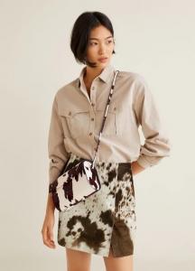 İlkbahar yaz moda trendleri inek deseni 2019