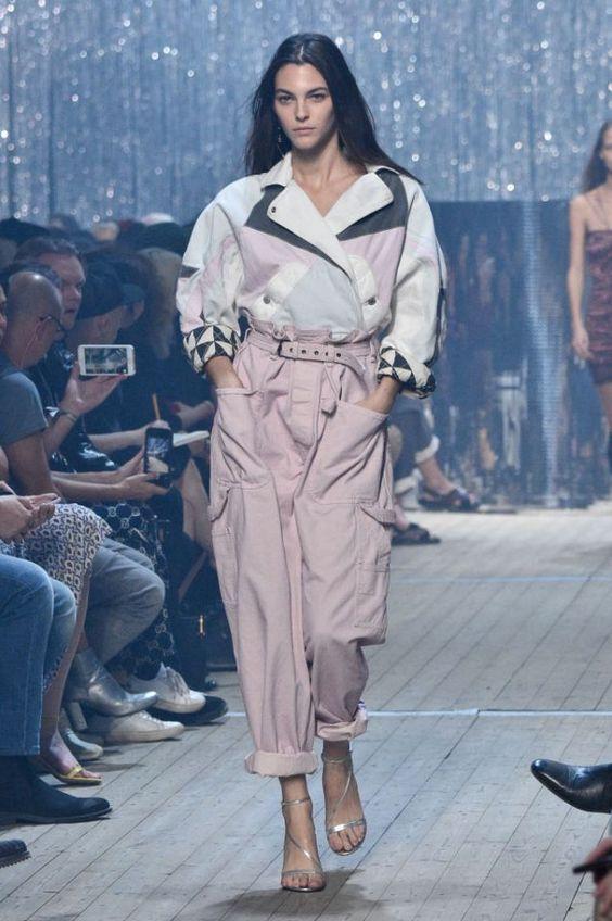 Kargo pantolon modası 2019 sokak modası