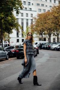 Kovboy çizmeleri ve kovboy botları sokak modası 2019