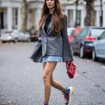 Spor ayakkabı sokak kombinleri 2019
