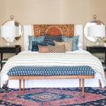 Yatak odası bank dekorasyonu 2019