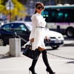 Yazlık beyaz elbise kombinleri 2019