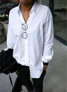 Yazlık salas gömlek kombinleri 2019