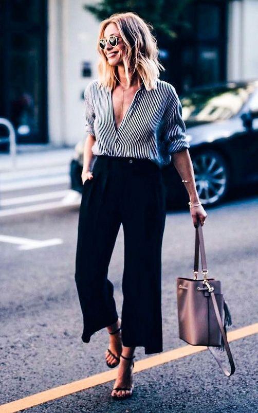 Yüksek bel pantolon stil önerileri 2019
