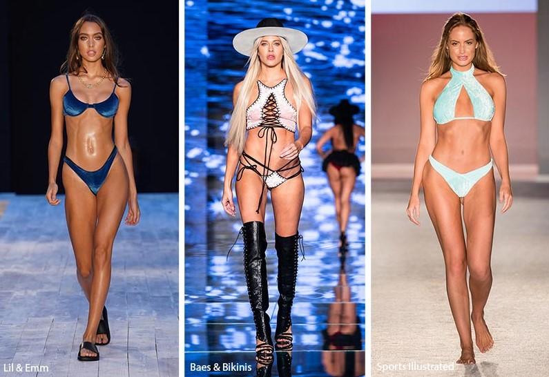 2019 ilkbahar yaz kadife mayo ve bikini modelleri