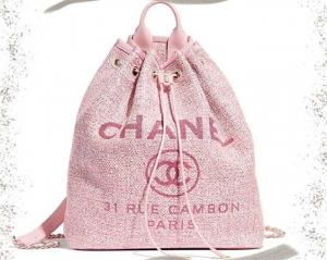 31 Rue Cambon Chanel Sırt Çantası