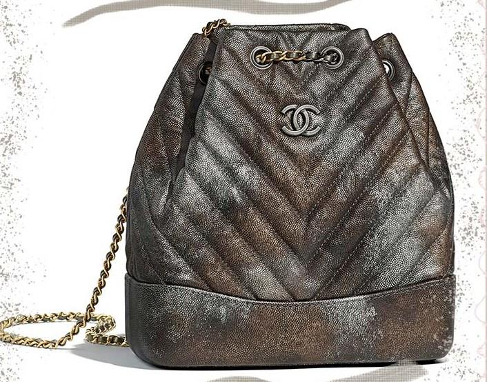 Chanel Gabrielle Küçük Sırt Çantası