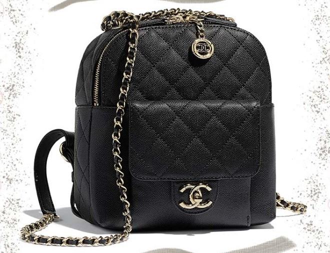 En İyi İkonik Chanel Sırt Çantası Modelleri