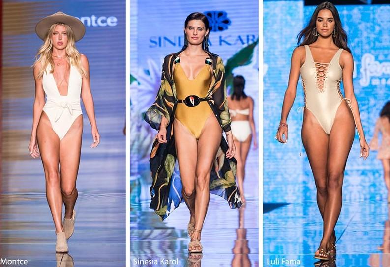 İlkbahar Yaz 2019 Mayo ve Bikini Trendleri