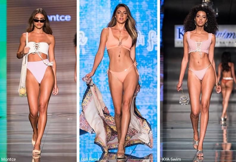 İlkbahar yaz bağcıklı mayo ve bikiniler 2019