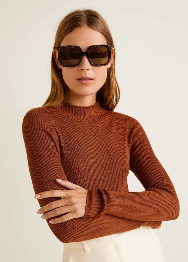 Mango 2019 kadın güneş gözlüğü modelleri