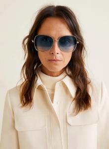 Mango kadın retro güneş gözlükleri 2019