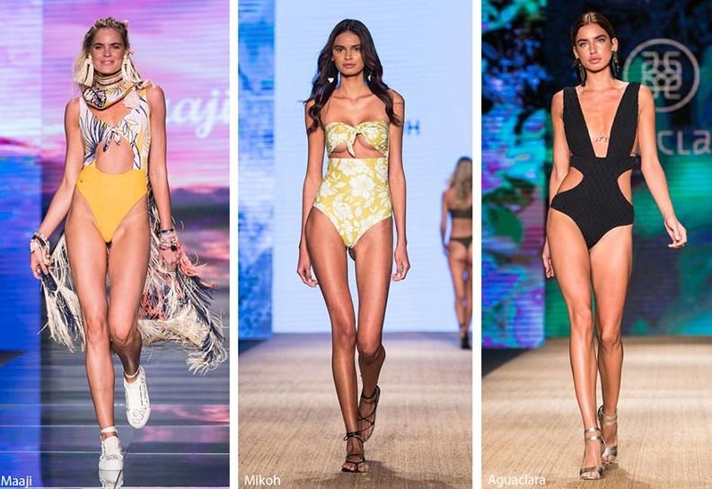 Mayo ve bikini modası 2019