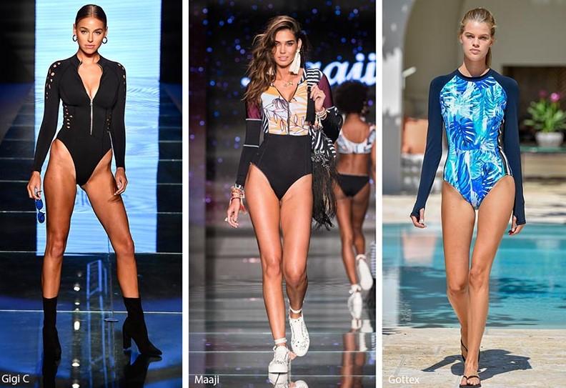 Mayo ve bikini trendleri 2019