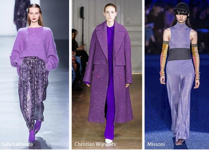 2020 kış modası renk trendleri