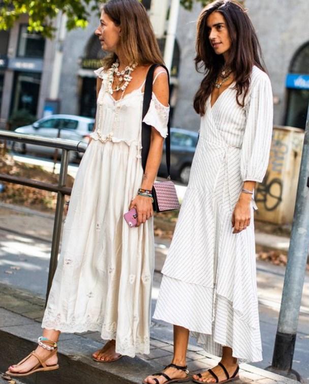 beyaz yaz elbiseleri 2019 2020