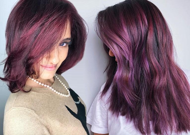 Cilt Tonunuz İçin Doğru Erik Saç Rengi Nasıl Seçilir
