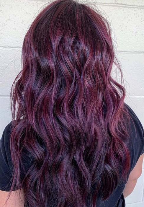 erik rengi saç modelleri 2020
