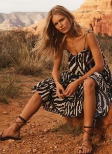 H & M ilkbahar yaz elbise modelleri 2019