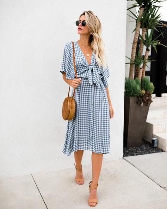 ilkbahar yaz elbise modelleri 2019