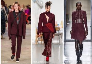 kış modası renk trendleri 2020 21