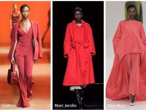kış modası renk trendleri 2020