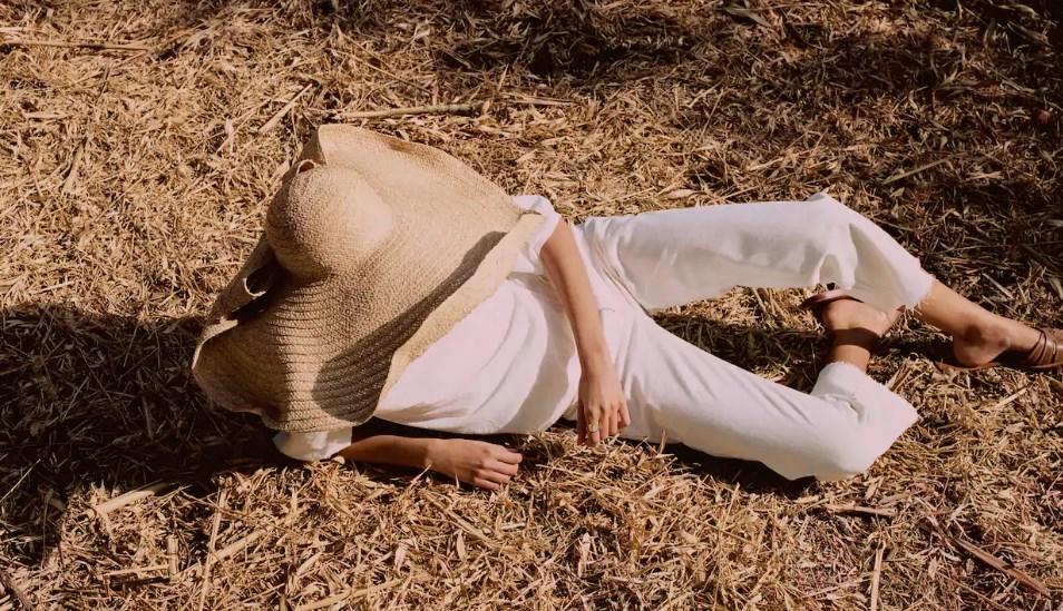 mango yazlık hasır şapka modelleri 2019