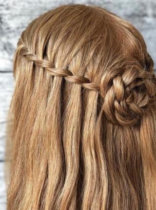şelale örgü saç modelleri 2019 2020 (2)