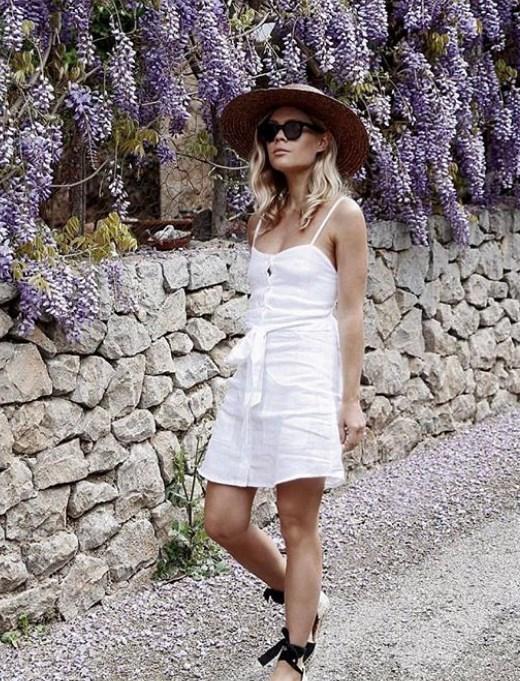 yazlık beyaz plaj elbiseleri 2019