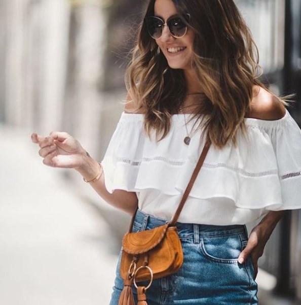 yazlık omuz açık bluz modelleri 2019 20