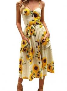 günlük elbise modelleri 2020