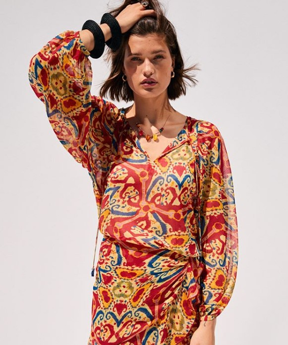 mango yeni sezon elbise modelleri 2020