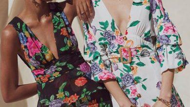 Photo of Çiçek desenli elbiseler şimdi bu modelleri giyiyoruz
