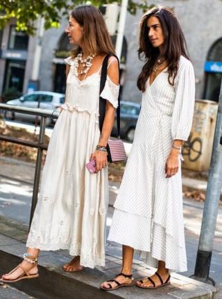 c2e23b654ba7e Rustik Moda Trendi 2019: Bunlar yaz için rustik tarzının en güzel elbiseleri  ve bluzları