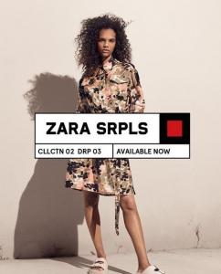 ZARA askeri elbise 2019