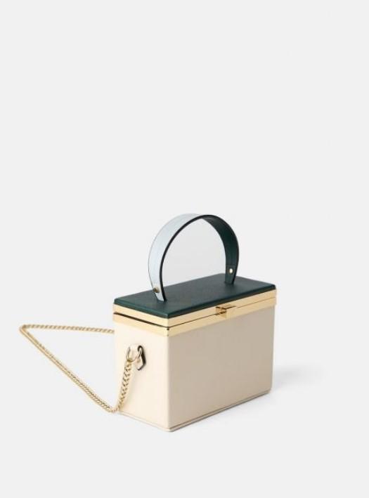 Zara Box Bag Modelle 2019 bis 2020