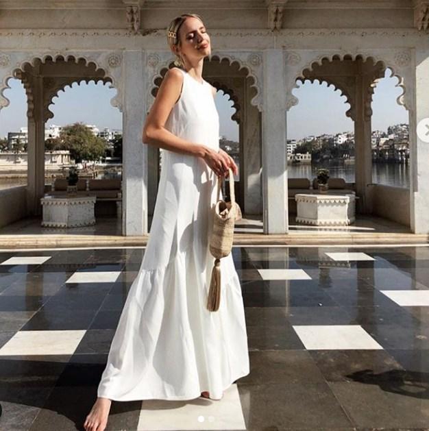 zayıf gösteren yazlık elbiseler 2020