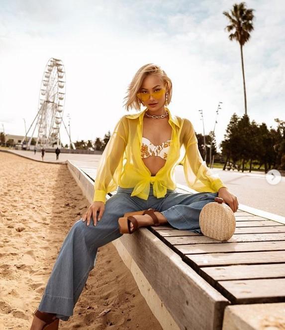 2019 yaz sarı modası