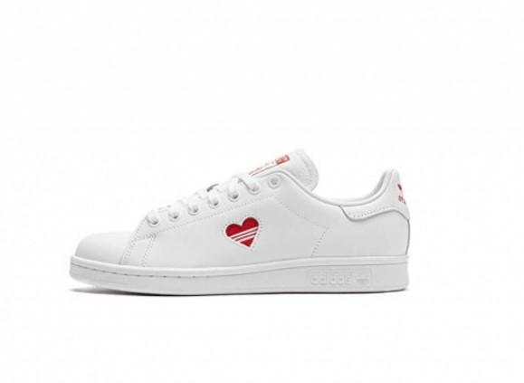 adidas kalpli beyaz spor ayakkabı