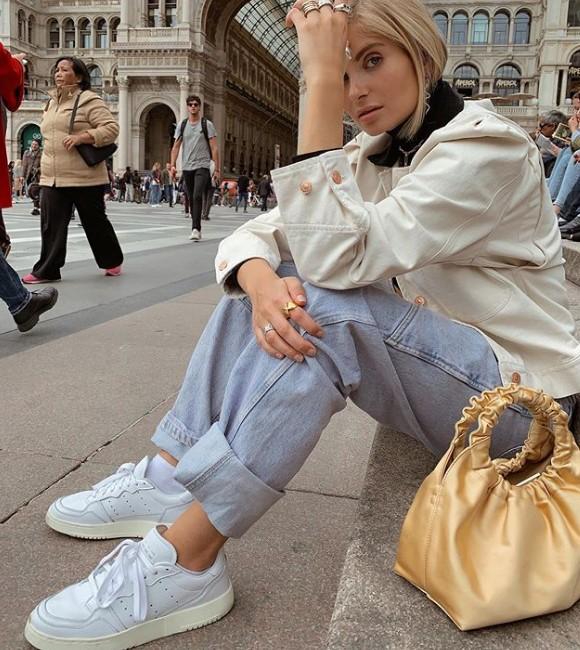 Bayan beyaz spor ayakkabı modelleri 2019 2020