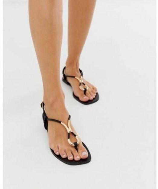 bayan parmak arası sandaletler 2020