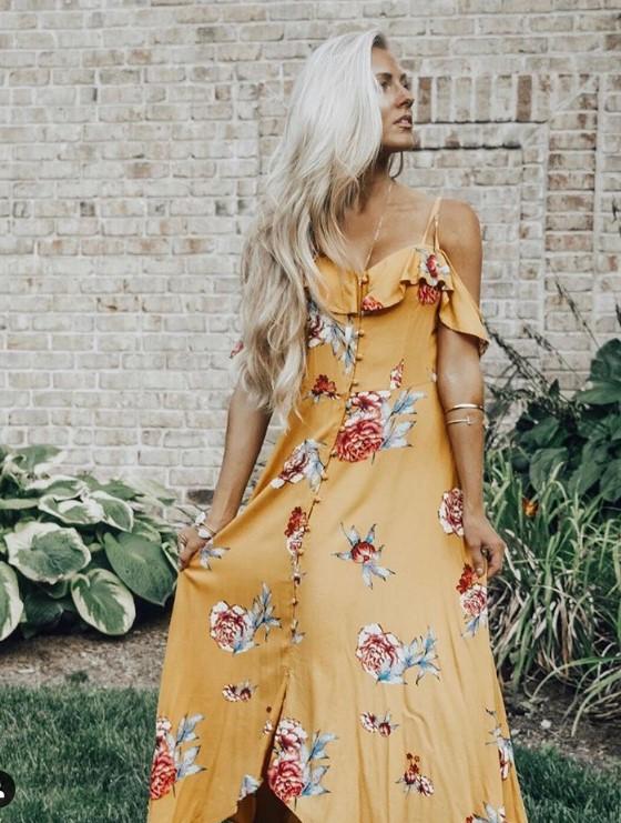 Geniş kalçaları gizleyen elbise modelleri 2019 2020