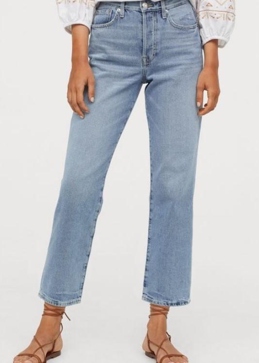 H & M Bayan Kot Pantolon Modelleri 2019