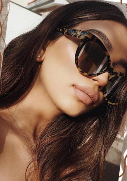 Kadınlar için büyük boy güneş gözlüğü modelleri 2019