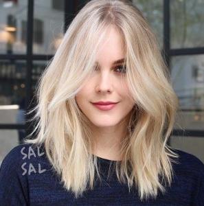 kalın telli saçlar için saç kesimleri 2020